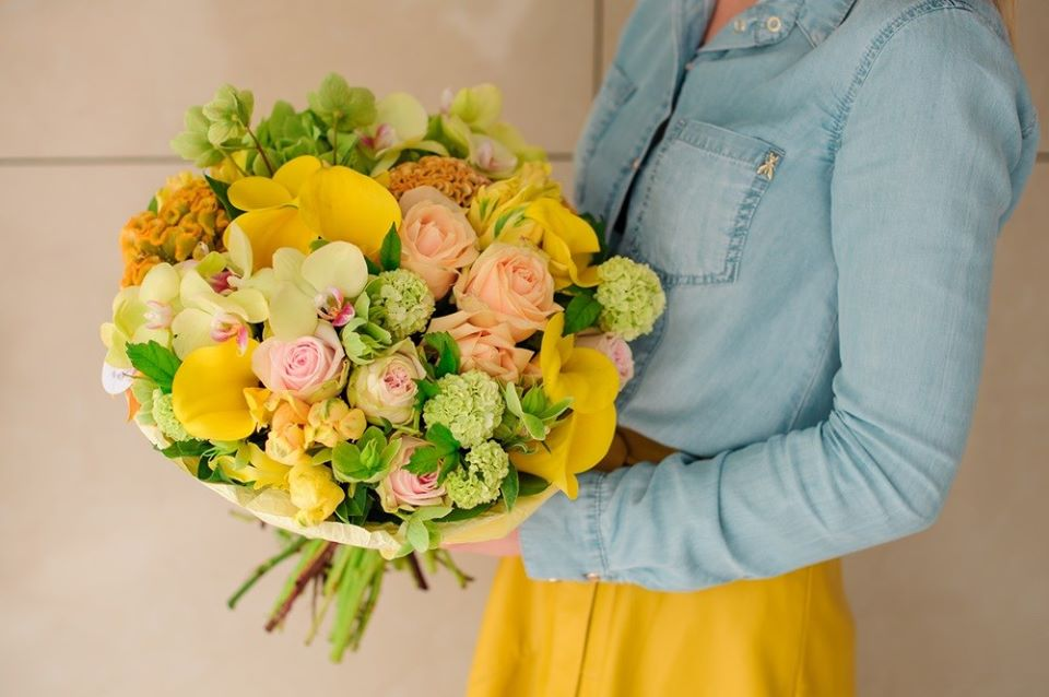 bouquets from Kenya